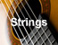 Yamaha CS40 Strings